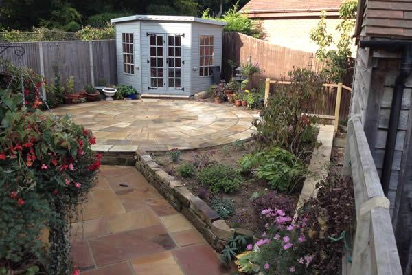 Case Study Small Garden Transformation Belle Gardens