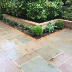Paving with Planting