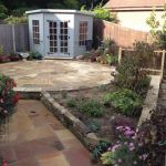 Case Study Small Garden Transformation - New Space, New Look Emerging